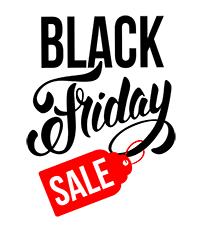 Black Friday Sale on Siding