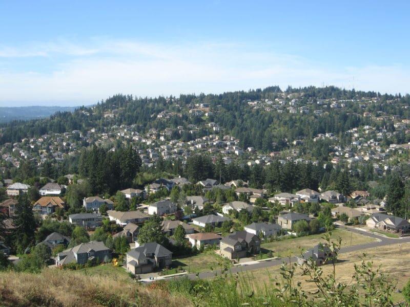 Clackamas Oregon Siding Installation