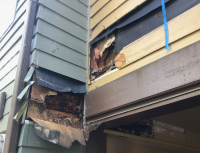 Multi Family Housing Dry Rot