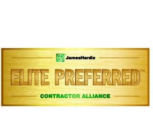 Elite-Preferred Siding Contractor