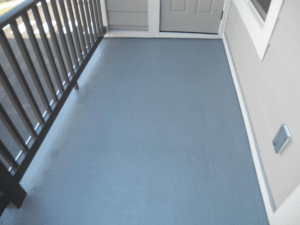 Plain Finish Slate Blue Sealer