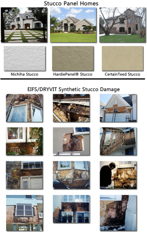 Stucco & EIFS Siding Replacement