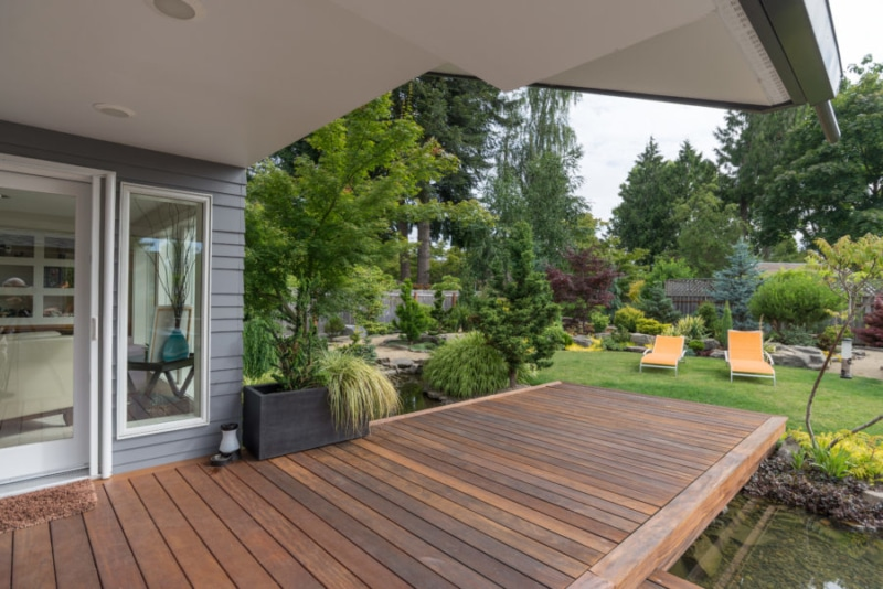 Deck Repair and Replacement by Pacific Exterior Solutions